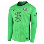Chelsea 2020-2021 Goalkeeper Shirt (Green)