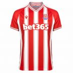 Stoke City 2020-2021 Home Shirt