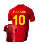 Belgium 14-15 World Cup Home Shirt (Hazard 10)