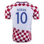 Croatia 16-17 Home Shirt (Boban 10) - Kids