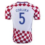 Croatia 16-17 Home Shirt (Corluka 5) - Kids