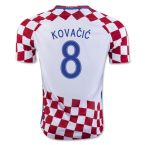 Croatia 16-17 Home Shirt (Kovacic 8) - Kids