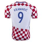Croatia 16-17 Home Shirt (Kramaric 9)