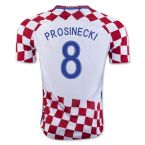 Croatia 16-17 Home Shirt (Prosinecki 8) - Kids