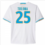 2016-17 Marseille Home Shirt (Tuiloma 25) - Kids