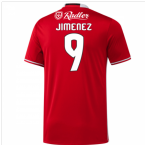 2016-17 Benfica Home Shirt (Jimenez 9) - Kids