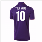 2016-17 Fiorentina Home Shirt (Your Name)