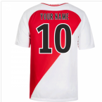 2016-17 Monaco Home Shirt (Your Name)