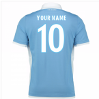 2016-17 Lazio Home Shirt (Your Name)