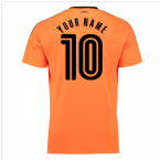 2016-17 Valencia Third Shirt (Your Name)