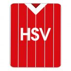 Sv Hamburg 1983 Away Mouse Mat