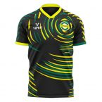 Jamaica 2020-2021 Away Concept Football Kit (Viper)