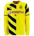 Borussia Dortmund 14-15 Home Long Sleeve Shirt