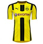 Borussia Dortmund 2016-2017 Home Authentic Shirt