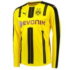 Borussia Dortmund 2016-2017 Home Long Sleeve Shirt