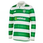 Celtic 2016-2017 Home Long Sleeve Shirt