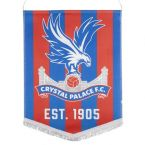 Crystal Palace FC Large Crest Pennant