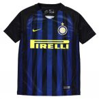Inter Milan 2016-2017 Home Shirt (Kids)