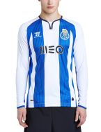 FC Porto 14-15 Home Long Sleeve Shirt