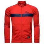 PSG 2016-2017 Core Trainer Jacket (Red)