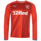 Rangers 14-15 3rd Long Sleeve Shirt