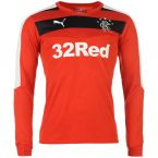 Rangers 14-15 Away Shirt (Red)