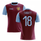 2019-2020 Villa Home Concept Football Shirt (Targett 18)