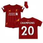 2019-2020 Liverpool Home Baby Kit (CHAMPIONS 20)