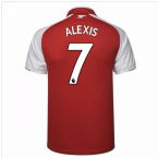 2017-18 Arsenal Home Shirt (Alexis 7)