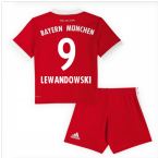 2017-18 Bayern Munich Baby Kit (Lewandowski 9)
