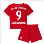 2017-18 Bayern Munich Home Mini Kit (Lewandowski 9)