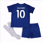 2017-18 Chelsea Home Mini Kit (Hazard 10)