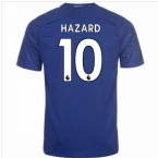 2017-18 Chelsea Home Shirt (Hazard 10)