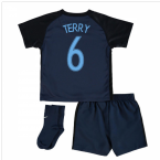 2017-18 England Away Infant Kit (Terry 6)