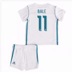 2017-18 Real Madrid Home Baby Kit (Bale 11)
