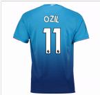 2017-2018 Arsenal Away Shirt (Ozil 11) - Kids