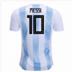 2018-19 Argentina Home Shirt (Messi 10) - Kids