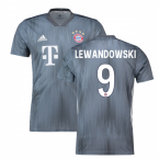 2018-19 Bayern Munich Third Shirt (Lewandowski 9) - Kids