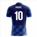 2018-19 Croatia Airo Concept Away Shirt (Modric 10)