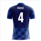 2018-19 Croatia Airo Concept Away Shirt (Perisic 4)