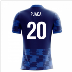 2018-19 Croatia Airo Concept Away Shirt (Pjaca 20)