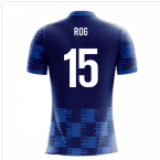 2018-19 Croatia Airo Concept Away Shirt ( Rog 15)