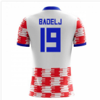 2018-19 Croatia Home Concept Shirt (Badelj 19)
