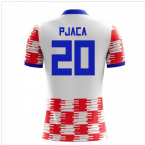 2018-19 Croatia Home Concept Shirt (Pjaca 20)