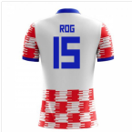 2018-19 Croatia Home Concept Shirt ( Rog 15)