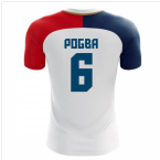 2018-19 France Away Concept Shirt (Pogba 6) - Kids
