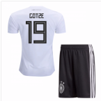2018-19 Germany Home Mini Kit (Gotze 19)