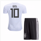 2018-19 Germany Home Mini Kit (Ozil 10)