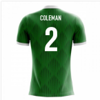 2018-19 Ireland Airo Concept Home Shirt (Coleman 2) - Kids