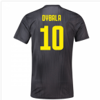 2018-19 Juventus Third Football Shirt (Dybala 10)